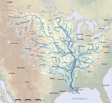 map-mississippi-river