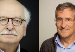 Erik Orsenna et Gilles Boeuf