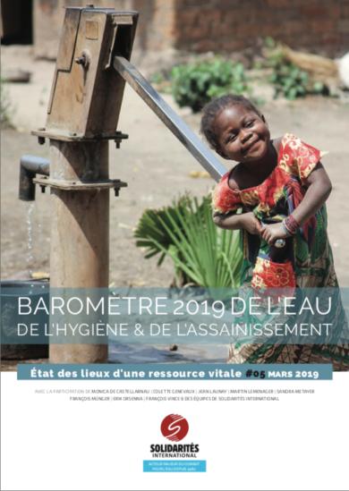 baromètre eau 2019 couv