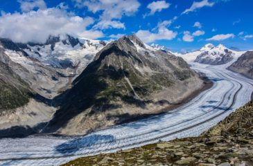 glacier-alpes