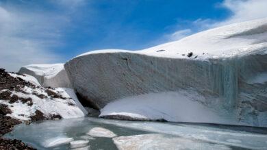 阿尼玛卿雪山冰川2 1 20050506