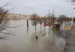 Crue du Rhône