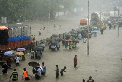 Inondations Bombay 2019
