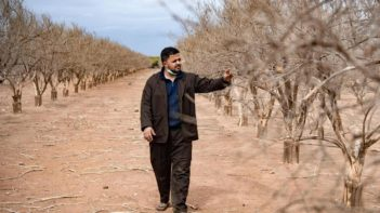 MOROCCO-ENVIRONMENT-AGRICULTURE-DROUGHT