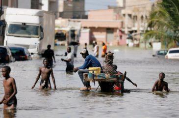 Sénégal flood