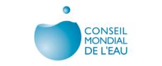 logo conseil mondial de l'eau